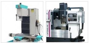 CNC frézky a obrábacie centrá
